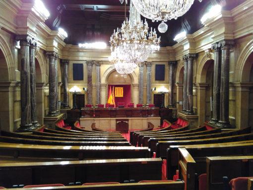 Parlament de la Generalitat